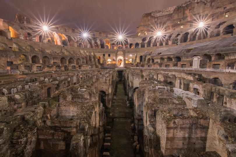 Colosseum Underground by Night Guided Tour (2)