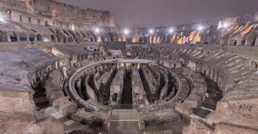 Colosseum Underground by Night Guided Tour (3)