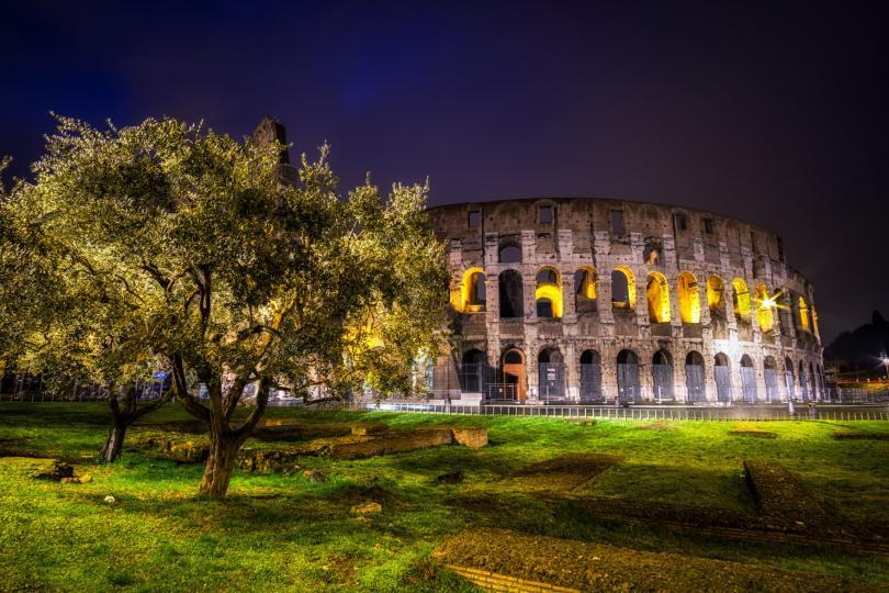 Colosseum Underground by Night Guided Tour (5)