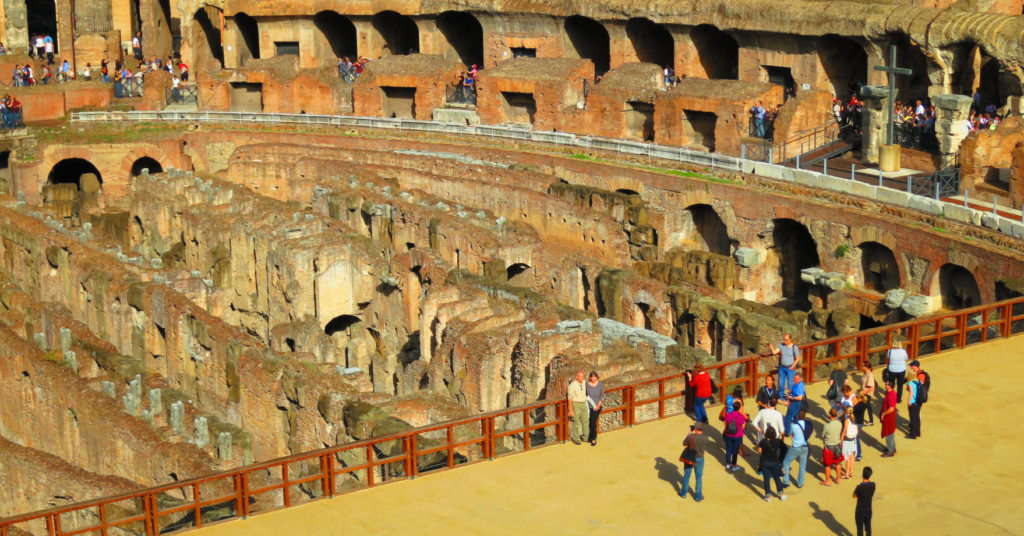 Colosseum and Ancient Rome Walking Tour - Colosseum in Rome, Italy (2)