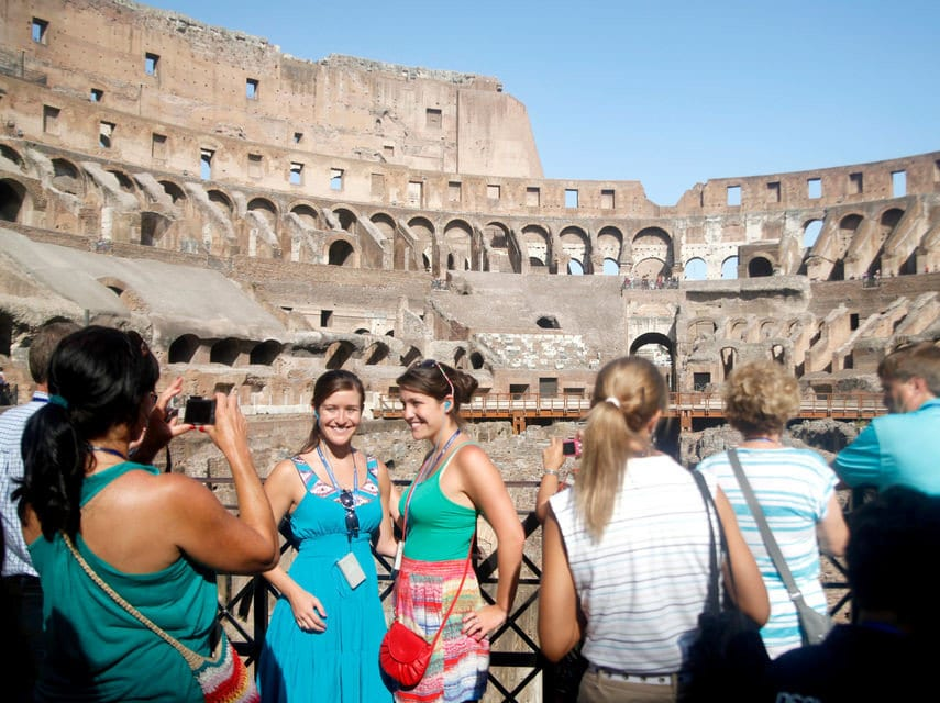 Colosseum and Ancient Rome Walking Tour