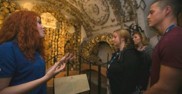 Crypts and Roman Catacombs Small-Group Walking Tour (15)