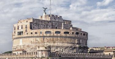 Omnia Card - Vatican & Rome City Pass +Transportation - Castel Sant Angelo