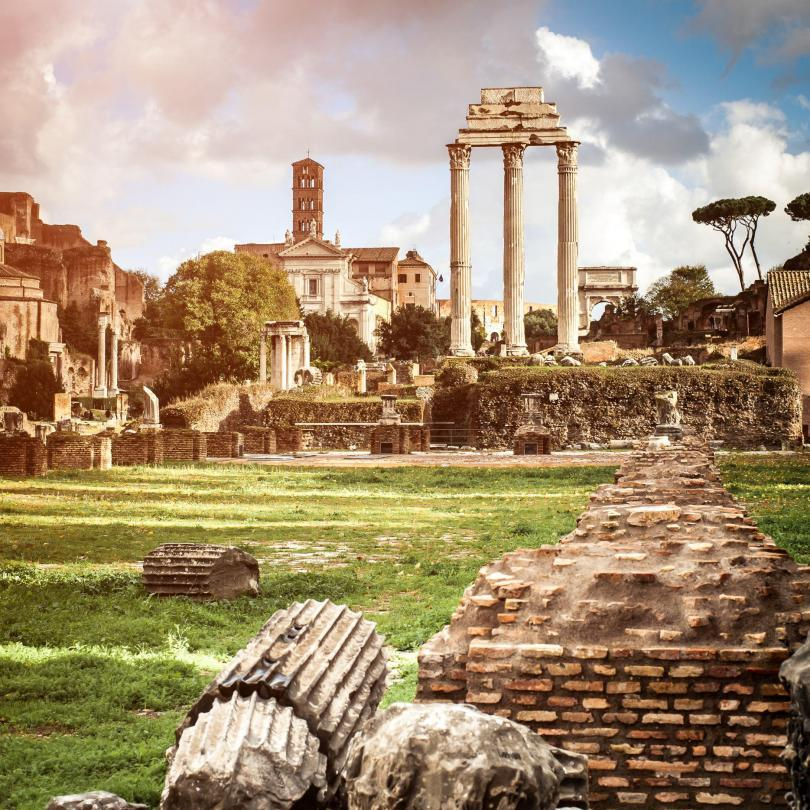 Omnia Card - Vatican & Rome City Pass +Transportation - Roman Forum in Rome, Italy