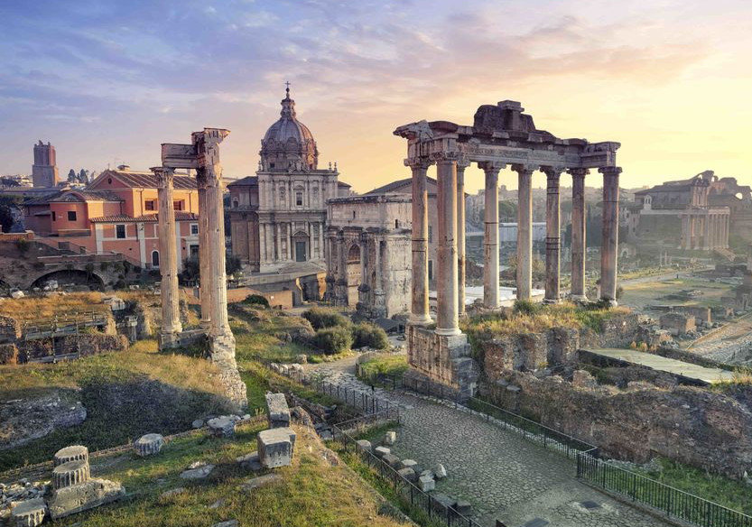Omnia Card - Vatican & Rome City Pass +Transportation - Roman Forum