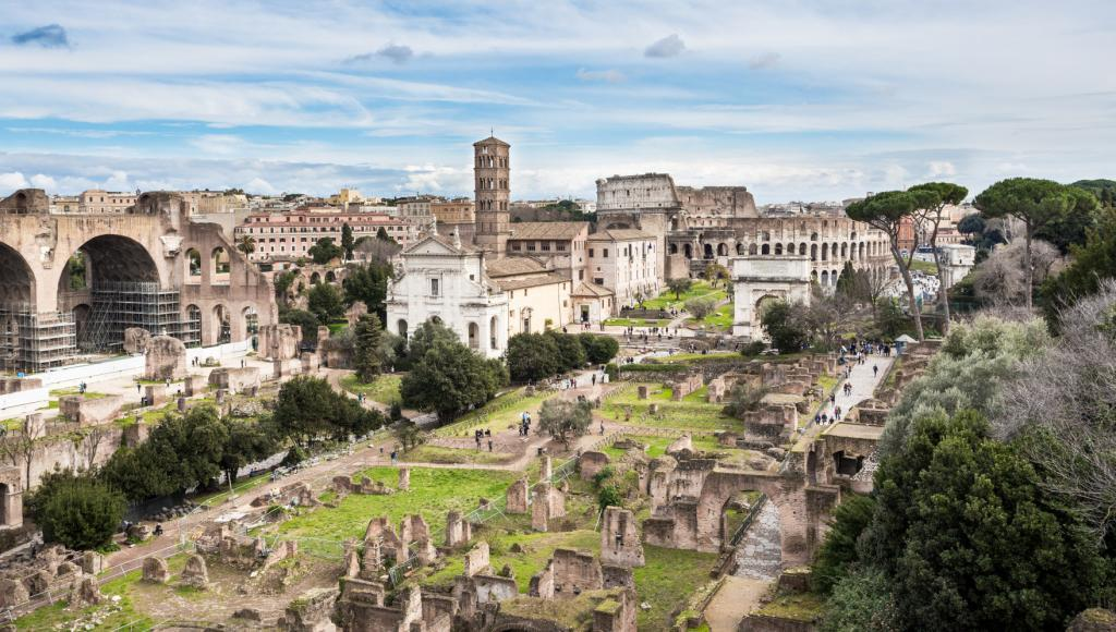Priority Entrance Tickets for Mamertine Prison, Colosseum, Roman Forum and Palatine Hill - Mamertine Prison