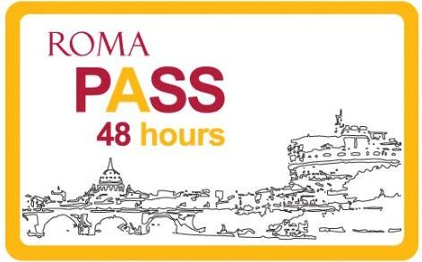 Roma Pass 48 Hours & 72 Hours (1)