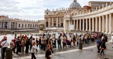 Saint Peter Basilica Self-Guided Tour