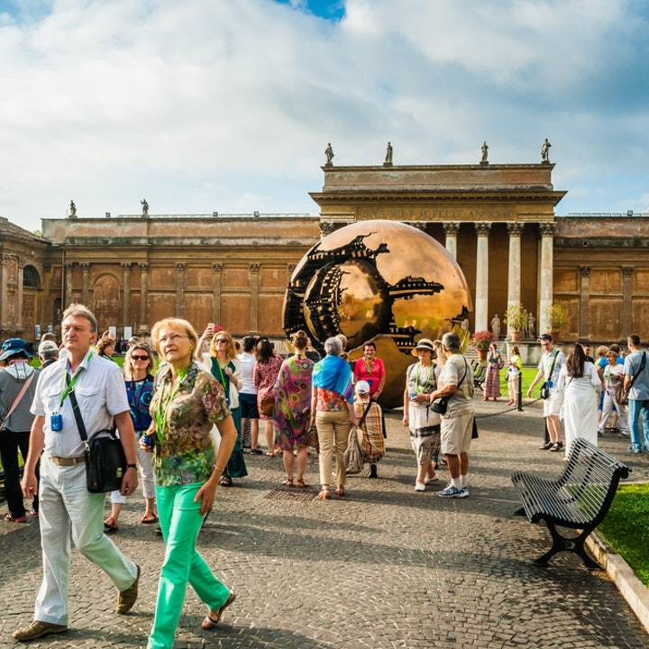 Skip The Line Tickets Vatican Gardens & Museums and Sistine Chapel