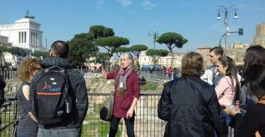 Small Group Colosseum and Roman Forum Guided Tour - Colosseum and the Arch of Constantine in Rome, Italy-22