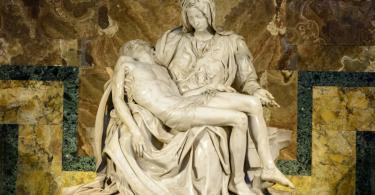 Vatican Museum, Sistine Chapel and St.Peter's Guided Tour - The famous sculpture of Pieta is the first famous sculpture by Michelangelo Buonarroti in St. Peter's Cathedral in the Vatican.