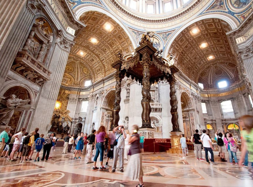 Vatican Museums, Sistine Chapel and Saint Peter's Basilica Guided Tour (7)