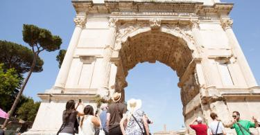 Ancient Monuments of Rome Small Group Guided Tour