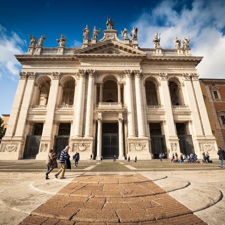 Basilica of St. John Lateran Tickets