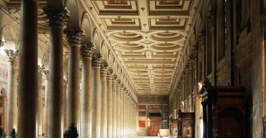 Basilica of St. Paul Outside the Walls Audio Guide