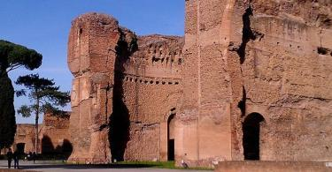 Baths of Caracalla Tickets with Audio Guide