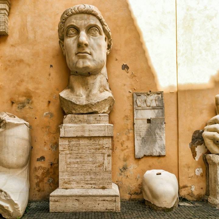 Capitoline Museums Skip-the-Line Tickets