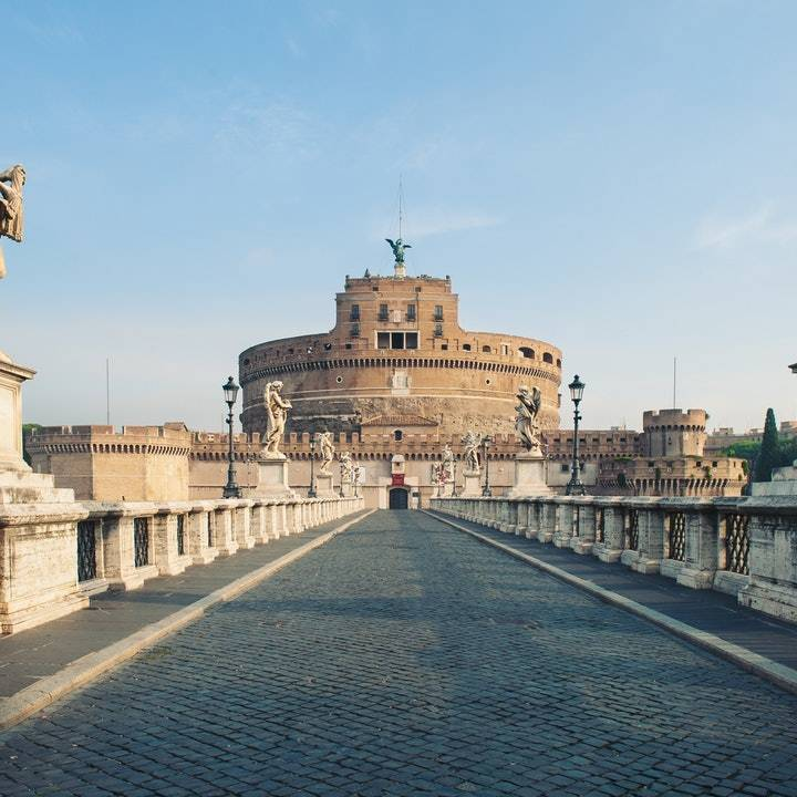 Castel Sant'Angelo Skip The Line Ticket