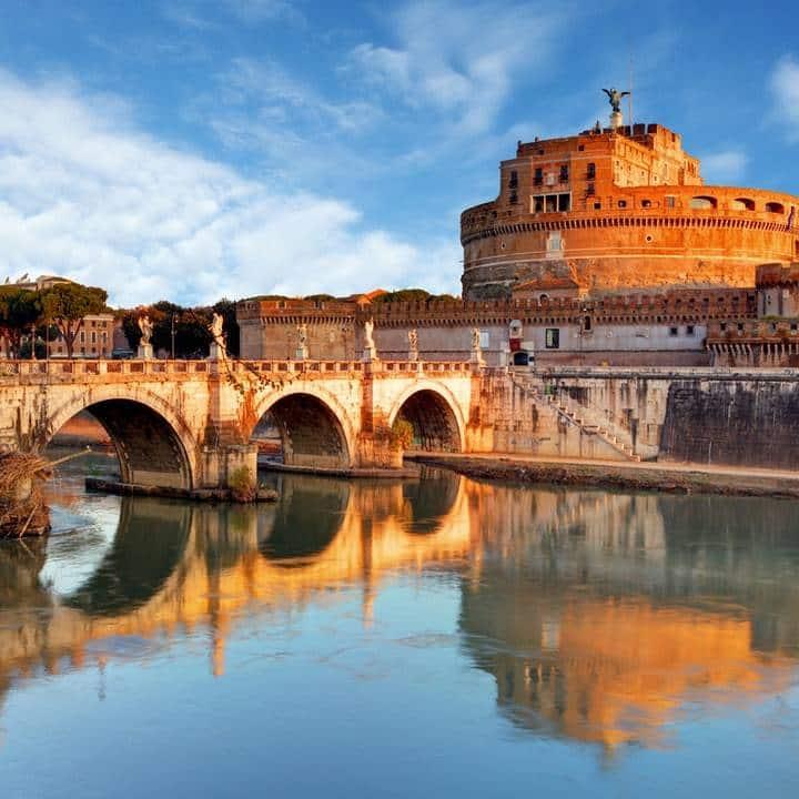 Castel Sant'Angelo Skip The Line Ticket