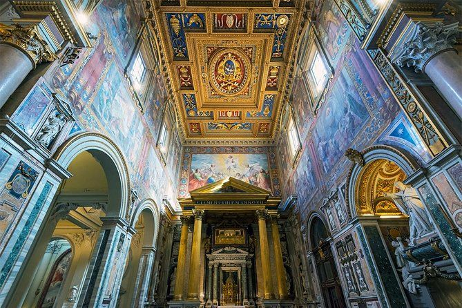 Christian Rome 6-Hour Private Tour