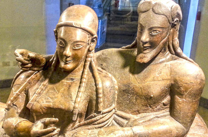 National Etruscan Museum Guided Tour