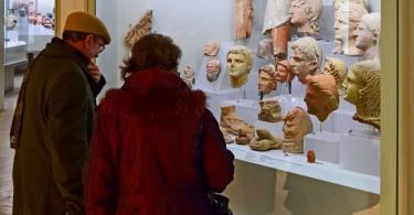 National Etruscan Museum Tickets with Audio Guide