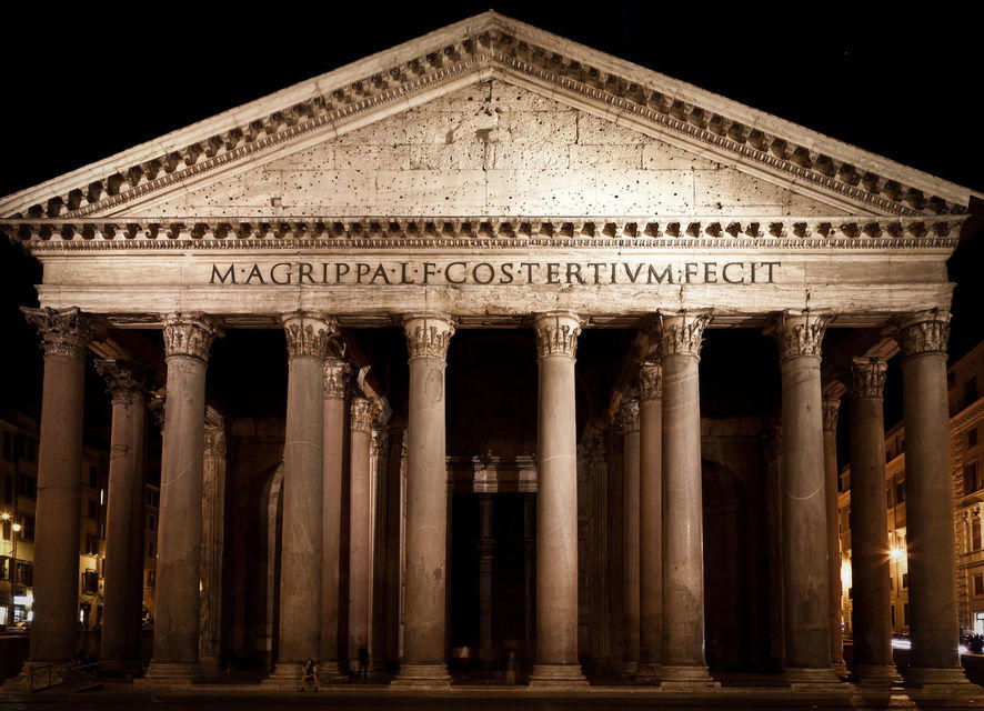 Pantheon Audio Guide Tour