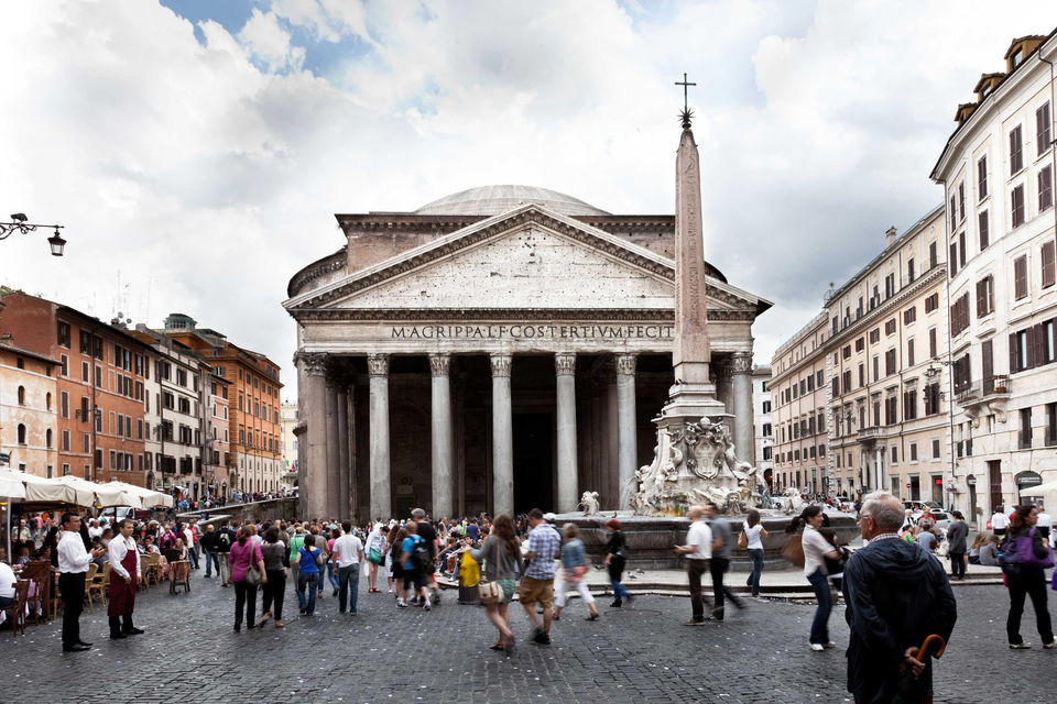 Pantheon Guided Tour