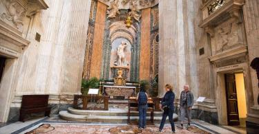 Pantheon, Piazza Navona, and Trevi Fountain Walking Tour