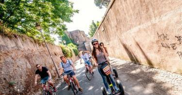 Rome 3-Hour Segway Tour