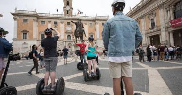 Rome 3-Hour Segway Tour