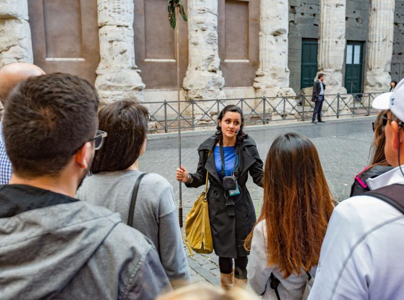 Rome Fountains and Squares Guided Walking Tour