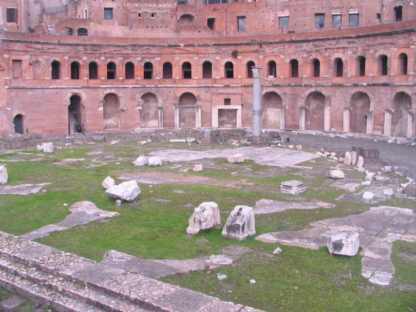 Trajan's Markets and Imperial Forum Museum Private Guided Tour
