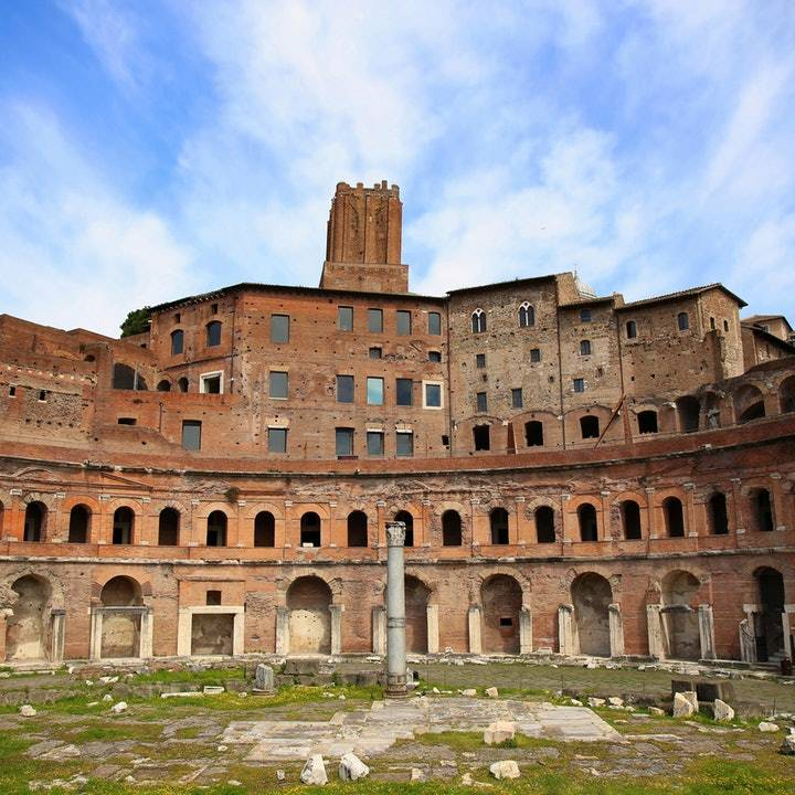 Trajan's Markets and Imperial Forum Museum Tickets