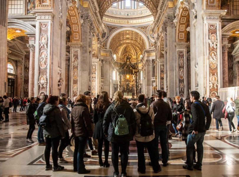 Vatican with Ancient Rome 6.5-Hour Guided Walking Tour