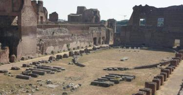 Caesar's Palace VIP Tour with Colosseum, Roman Forum and Palatine Hill