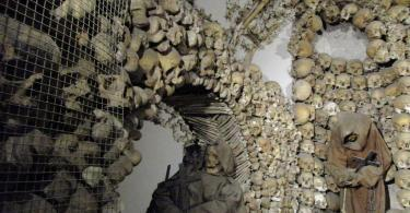 Capuchin Crypt Tickets