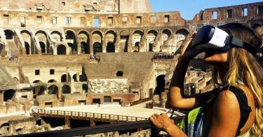 Colosseum Guided Tour with 3D Virtual Reality Experience