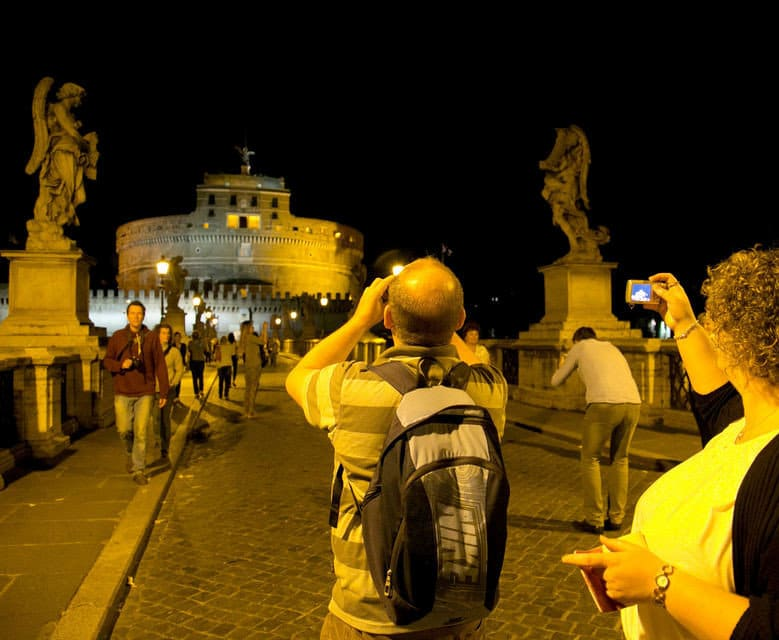Dark Heart of Rome Guided Walking Tour
