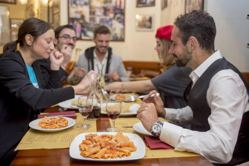 Food and Wine Tasting Guided Rome Tour