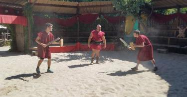 Gladiator School of Rome Gladiator Training