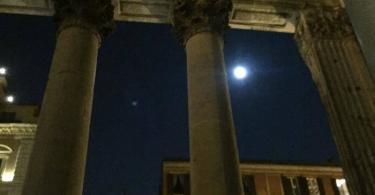 Guided Rome Tour by Night with Pizza and Gelato