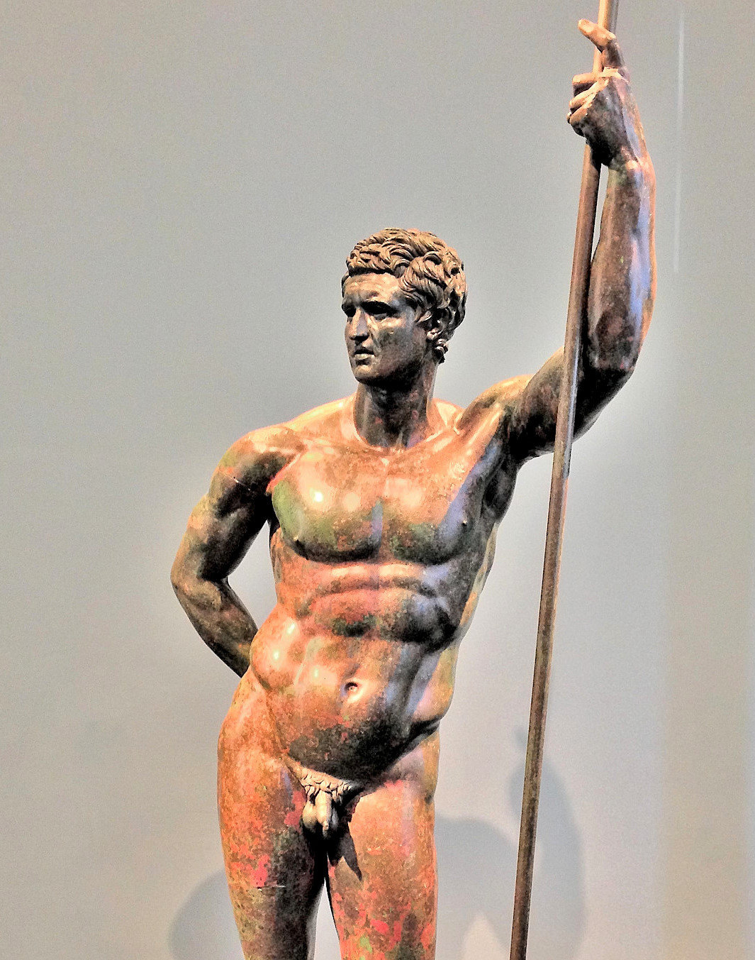 Hellenistic Prince, National Roman Museum, Rome.