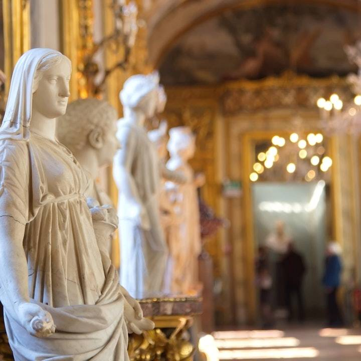 Palazzo Doria Pamphilj Opera Tickets by Night