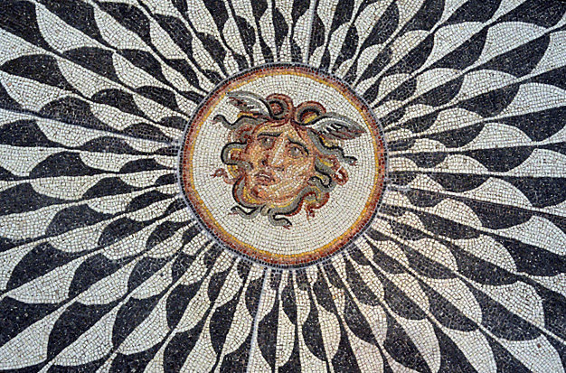 Roman Mosaics of National Roman Museum, Rome (4)