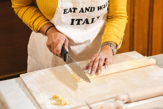 Rome Pasta Cooking Experience