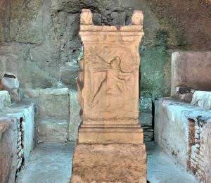 The Mithraeum - Basilica di San Clemente