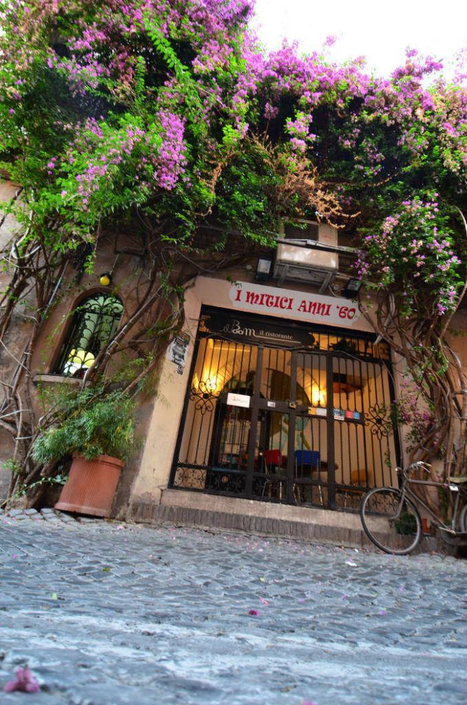 Trastevere and Jewish Ghetto Half-Day Tour