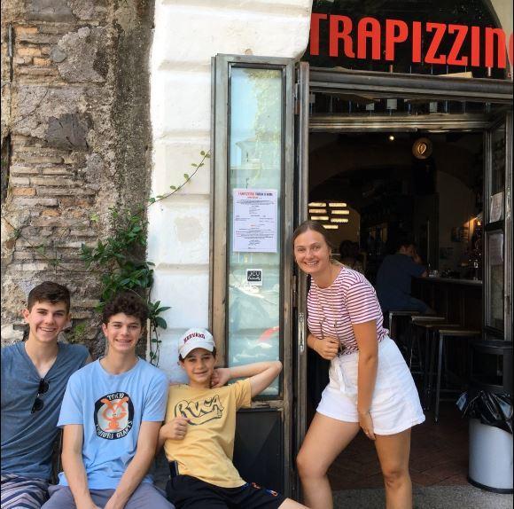 Twilight Trastevere Eating Europe Food Tou