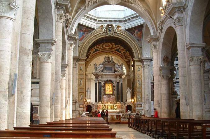 Caravaggio Art Tour with Pantheon Visit